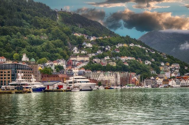 onbekende citytrips bergen in noorwegen