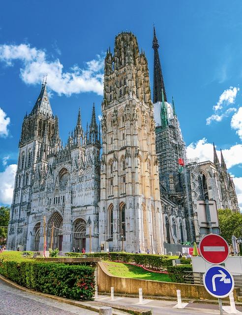Rouen leuke citytrip frankrijk