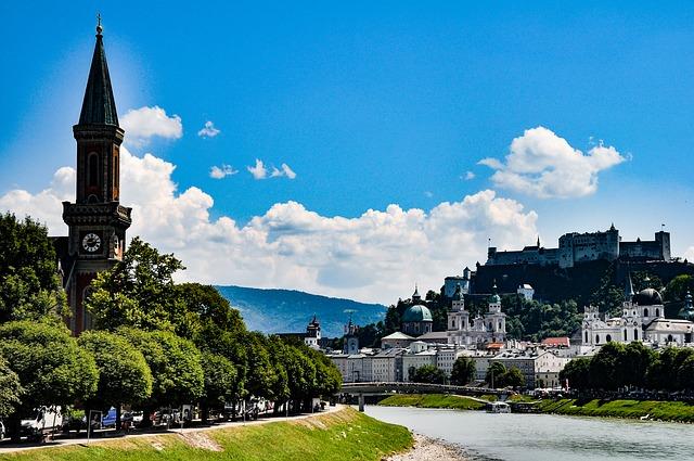 Salzburg citytrip oostenrijk