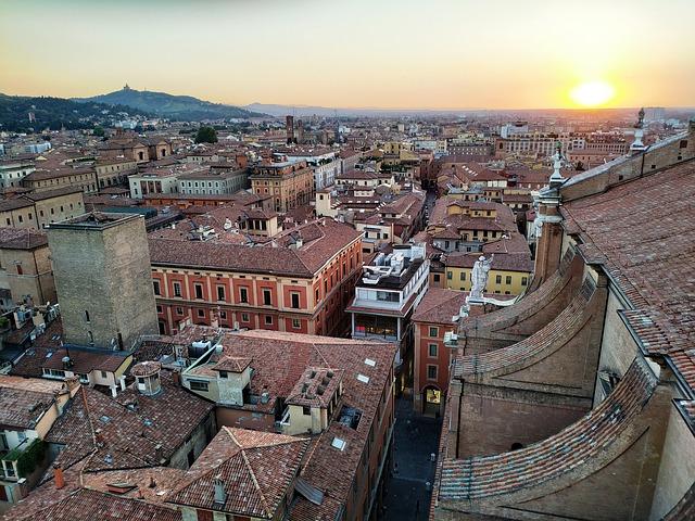citytrip Bologna