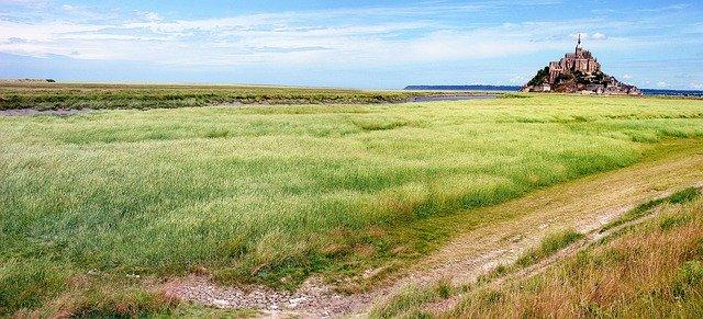 natuur Normandië