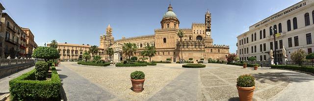 Citytrip Palermo