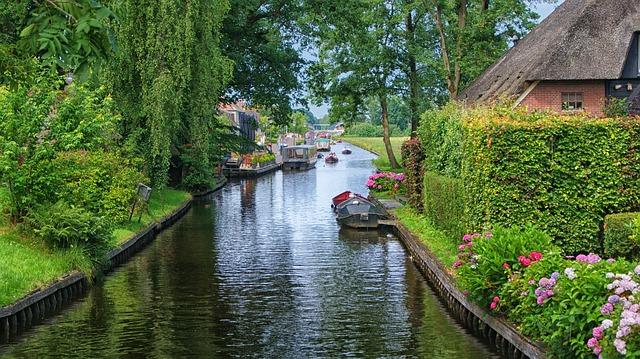 nederland rondreis