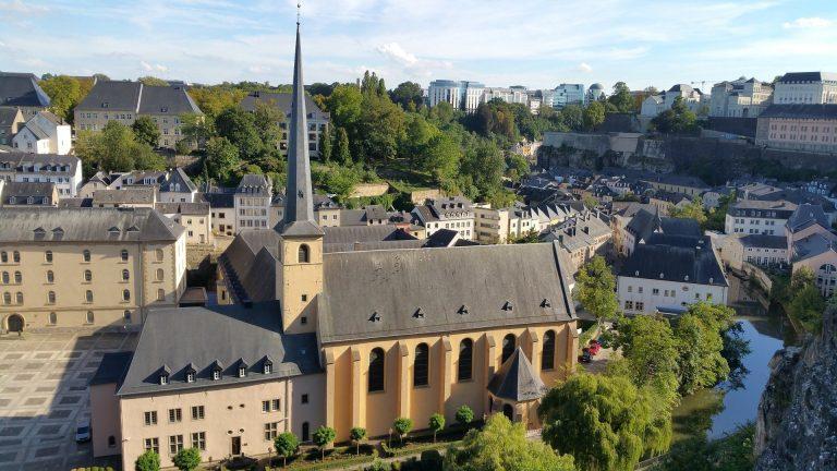 luxemburg citytrip