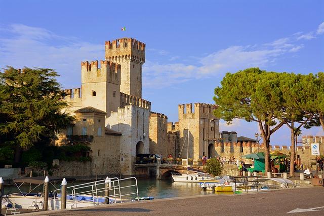 kasteel Rocca Scaligera